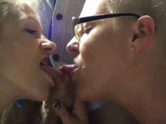 Crazy pornstar in Incredible Mature, Blonde porn movie