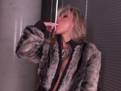 Hottest pornstar Aubrey Addams in Fabulous Masturbation, Dildos/Toys xxx movie