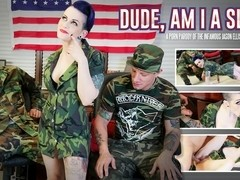 Joanna Angel & Rizzo Ford in Dude, Am I A Slut? - Part 1 Scene