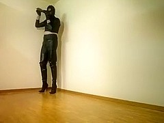 the second torture of my favourite femdom-goddess boots